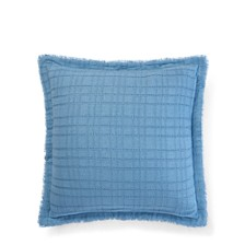 Lucie Open-Weave Throw Pillow