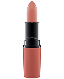 MAC In Monochrome Lipstick - Velvet Teddy