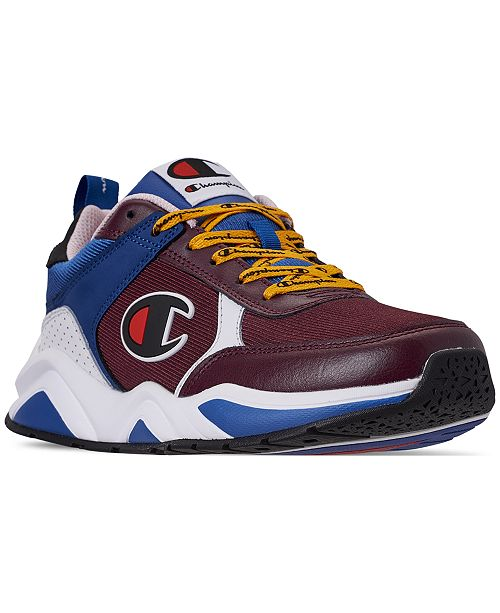 5ed3914e2244e Champion Men s 93Eighteen Casual Sneakers from Finish Line   Reviews ...