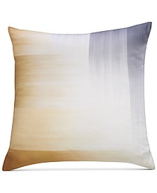 "Lanie Multicolor Silk 20""x20"" Decorative Pillow"