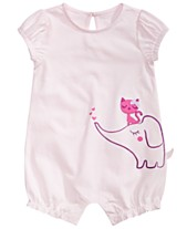 479d4f463541 Rompers First Impressions Baby Clothes - Macy s