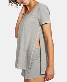 Motherhood Maternity Side-Slit Nursing Top