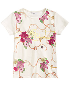 GUESS Big Girls Printed T-Shirt
