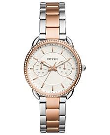 Women's Tailor Two-Tone Stainless Steel Bracelet Watch 35mm