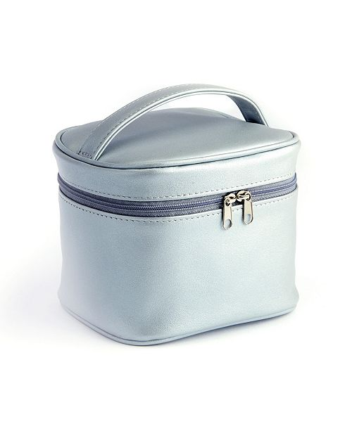 Royce Leather Royce New York Cosmetic Bag with Top Handle