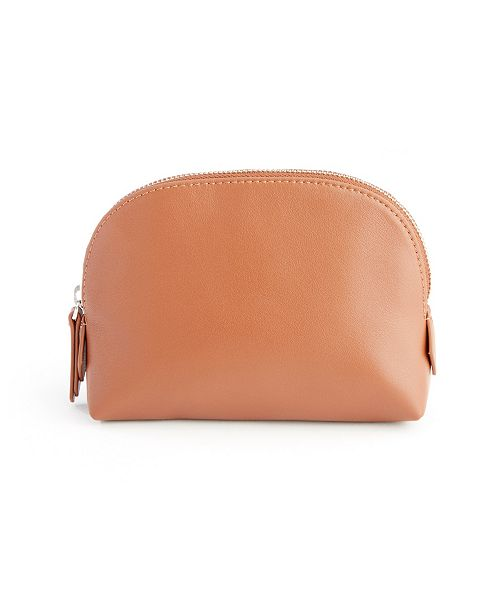 Royce Leather Royce New York Chic Cosmetic Bag