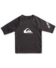Quiksilver Little Boys All Time Graphic Rash Guard