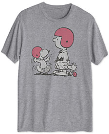 Peanuts Players Men's Graphic T-Shirt