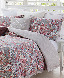 Ellen Tracy Upton Park 3 Pc. Duvet Set