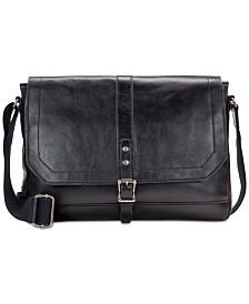 Patricia Nash Men's Leather Messenger Bag