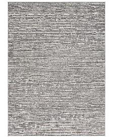"Surya MNC-2308 Light Gray 7'10"" x 10'3"" Area Rug"