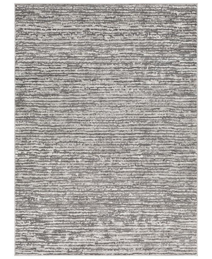 "Abbie & Allie Rugs - MNC-2308 Light Gray 5'3"" x 7'3"" Area Rug"