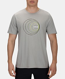 Hurley Men's Premium Round About Graphic T-Shirt