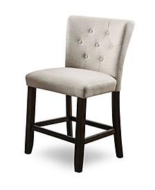 Norton Transitional Pub Chair (Set of 2)