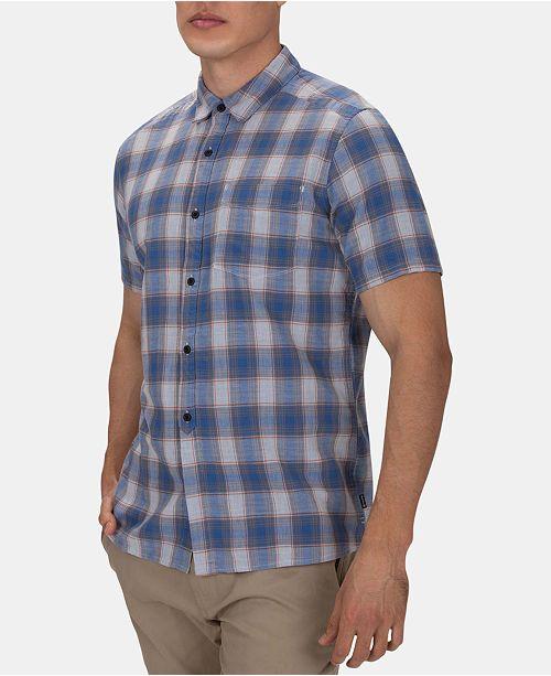Hurley Men's Archie Plaid Shirt