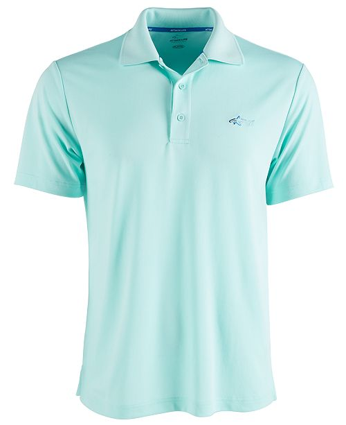 Greg Norman 5 Iron Solid Polo