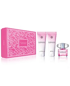 Versace 3-Pc. Bright Crystal Gift Set