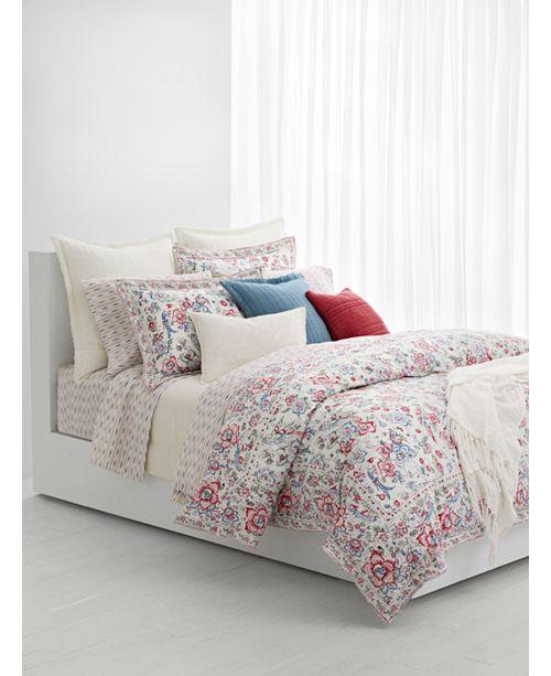 floral king comforter sets Lauren Ralph Lauren Lucie Floral King Comforter Set   Comforters  floral king comforter sets