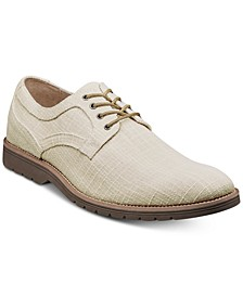 Eli Textured Canvas Oxfords