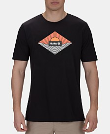 Hurley Men's Equator Premium Graphic T-Shirt