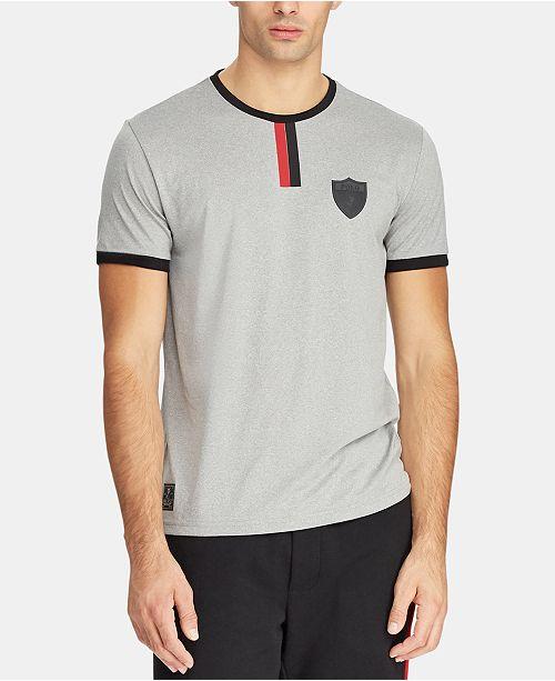 372ac51c Polo Ralph Lauren Men's P-Wing Active Fit Performance T-Shirt ...