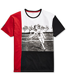 Polo Ralph Lauren Men's P-Wing Active Fit Graphic Cotton T-Shirt