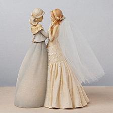 Mother and Bride Figurine Set