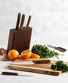 Essentials Collection Rosewood 7-Pc. Cutlery Set