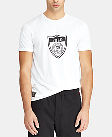 Polo Ralph Lauren Men's Active Fit P-Wing Graphic T-Shirt