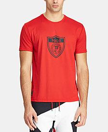 Polo Ralph Lauren Men's Active Fit P-Wing Graphic T-Shirt
