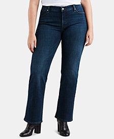 Levi's® 415 Plus Size Bootcut Jeans