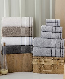 Enchante Home Monroe Turkish Cotton Bath Towel Collection