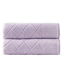 Gracious 2-Pc. Bath Sheets Turkish Cotton Towel Set