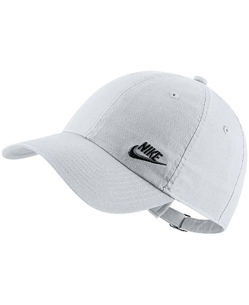 892b5f47d7823 Nike Sportswear Cotton Heritage 86 Futura Cap   Reviews - Women s ...
