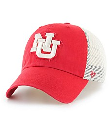 Nebraska Cornhuskers Stamper CLOSER Stretch Fitted Cap