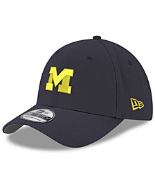 New Era Boys' Michigan Wolverines 39THIRTY Cap