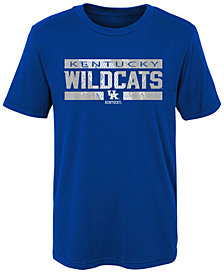 Outerstuff Kentucky Wildcats Fast Track T-Shirt, Little Boys (4-7)