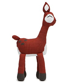 finn + emma 100% Organic Fawn Big Buddy Knit Doll