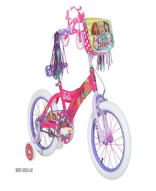 "Dynacraft Barbie Sweets 16"" Bike"
