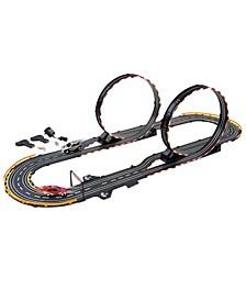 Parallel Looping Electric Power Road Racing Set
