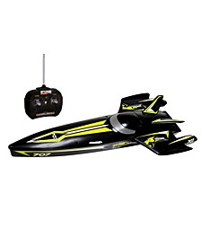 Full Function Radio Control Car Sea Panther Boat