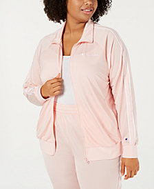 Champion Plus Size Track Jacket