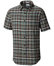 Columbia Men's Big & Tall Under Exposure™ YD Short Sleeve Shirt