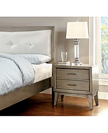 Carmen 2-drawer Nightstand