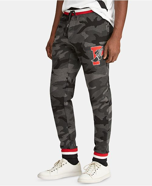 Polo Ralph Lauren Men's P-Wing Camouflage Jogger Pants, Created for Macy's