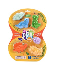 Educational Insights Playfoam Squashformers Dinosaurs