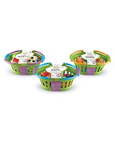 Learning Resources New Sprouts Healthy Basket Bundle Breakfast Lunch Dinner