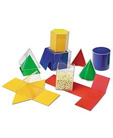 Folding Geometric Shapes Bundle-30 Pieces