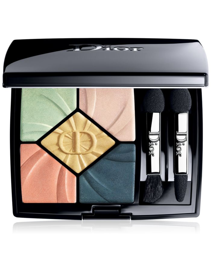 Dior 5 Couleurs Lolli'Glow Limited Edition Eyeshadow Palette & Reviews - Makeup - Beauty - Macy's