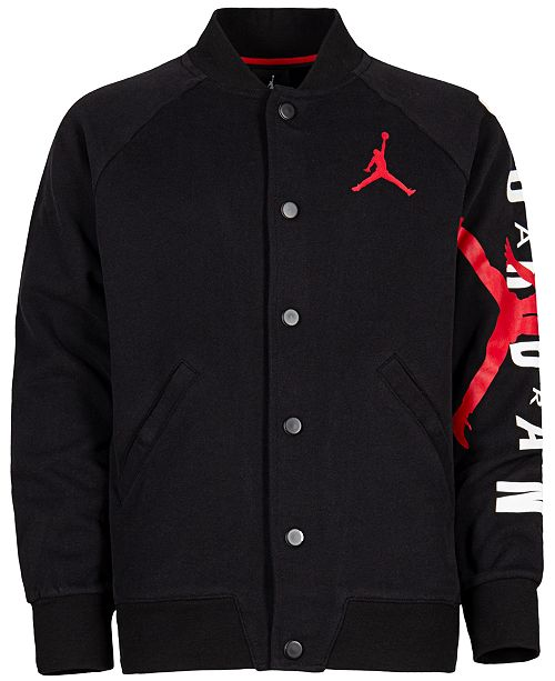 077ad0374 Jordan Big Boys Stadium Jacket & Reviews - Coats & Jackets - Kids ...